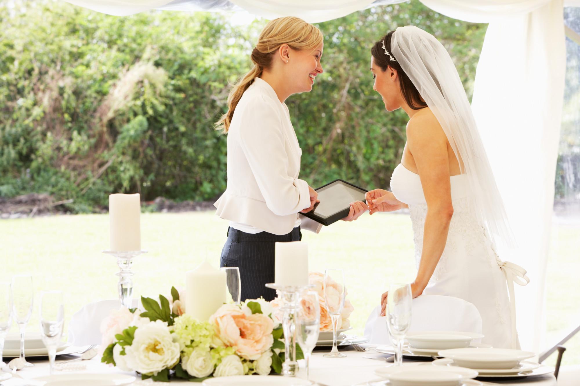 wedding planner cost